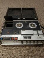 Vintage Sony TC-330 Cassette / Reel to Reel Recorder & Player