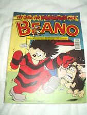 UK Comic Beano issue 3114 March 23rd 2002