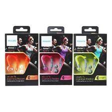 Philips SHQ3300 / Sports Ear-Hook Headphones Earphone ActionFit Waterproof -ec