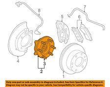 GM OEM-Front Wheel Hub 15233112