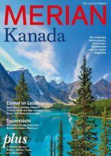 MERIAN Reisemagazin KANADA 2013