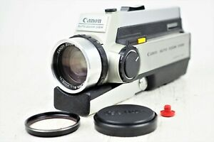 {ALL Work Exc+++++} CANON Auto Zoom 318M Super 8 8mm Movie Film Camera FromJapan