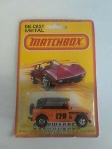 "1969 Matchbox Lesney ""Bushwhacker"" Field Car England"
