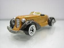 Diecast Hot Wheels Auburn 852 1978 Copper Brown Good Condition