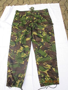Trousers Lightweight,woodland DP, Soldier  2000,  Gr. 90/96/112 (Large-X-Long)
