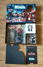 Marvel Avengers Risk Board Game Captain America Civil War Edition - Preowned