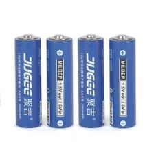 4pcs 1.5v AA 3000mWh ULTIMATE LITHIUM rechargeable li-ion BATTERY NEW 1.5v FRESH