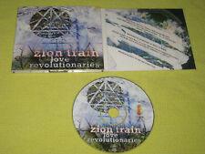 Zion Train – Love Revolutionaries 1999 CD Album Dance Trance Dub