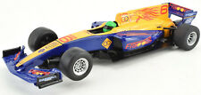 "Scalextric ""Blue Wings"" DPR 1/32 Formula 1 F1 Slot Car C3960"