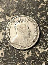 1903 Hong Kong 10 Cents Lot#Q1664 Silver!