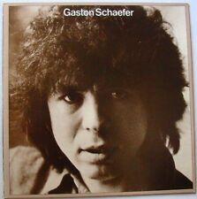 Gaston SCHAEFER  (LP 33 Tours)  STRASBOURG ST DENIS