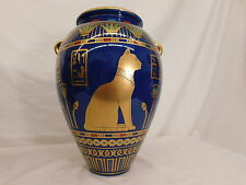 The Golden Vase Of Bast Roushdy Iskander Garas 14K Gold Franklin Mint Cat 1987