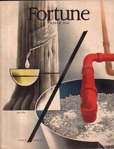 1946 Fortune March-Mobile AL; Kaiser-Frazer; Japan; Steinberg; War surplus