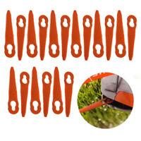 32x Cutter Blades For Stihl PolyCut 2-2 FSA 45 Lawnmower Trimmer 4008 007 1000