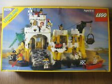 LEGO Pirates 6276 Eldorado Fortress 100% Complete w/ Box & Instructions