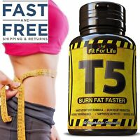 T5 Fat Burner Weight Loss Diet Slimming Strongest Legal Pills New Sealed