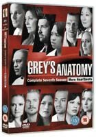 Nuevo Grey's Anatomy Temporada 7 DVD