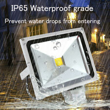 20W 30W 50W LED Security Flood Light Motion PIR Sensor Outdoor Garden Spotlight