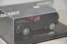 Minichamps - BRABUS 850 6.0 BITURBO WIDESTAR AUF BASIS AMG G63 2016 bleu1/43
