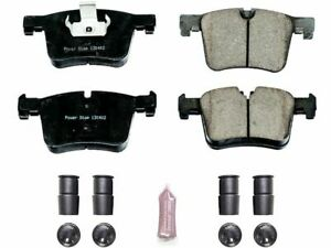 For 2014-2017 BMW 328d xDrive Disc Brake Pad and Hardware Kit Power Stop 44571RH