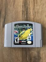 Nintendo 64 N64 Stunt Racer Game Cartridge ONLY Authentic Blockbuster Exclusive