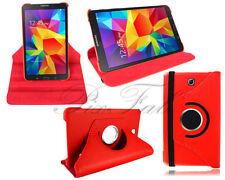 """Carcasas, cubiertas y fundas rojas de piel para tablets e eBooks 8"""""""