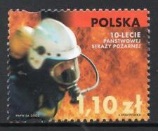 POLAND MNH 2002 SG3992 10th Anniversary of State Fire Brigade