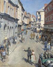 Forbes Alexander Stanhope Causewayhead Penzance Canvas 16 x 20 #7420