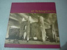 U2 The Unforgettable Fire Vinyl LP Orig 1984 Vinyl Good (E13/03)RL