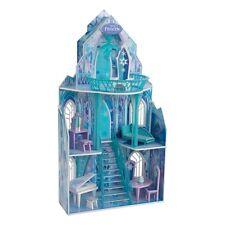 KIDKRAFT 65881 Disney Frozen Eiskönigin Puppenhaus Eisschloss Palast