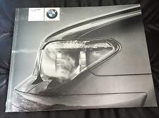 2002 2003 BMW 7 Series Dealer Sales Brochure Catalog 745i 745Li Catalog Prospekt