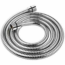 Yoo.Mee Shower Hose 79 Inch (6.5 Ft.) For Handheld Showerhead, Stainless Steel,