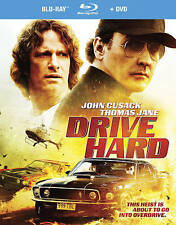 Drive Hard (Blu-ray/DVD, 2014, 2-Disc Set, DVD/Blu-ray) NEW
