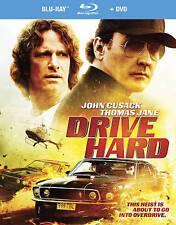 Drive Hard (Blu-ray/DVD, 2014, 2-Disc Set, DVD/Blu-ray) NEW