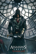 (LAMINATED) ASSASSINS CREED - SYNDICATE POSTER (57x87cm)  PICTURE PRINT NEW ART