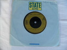 Mac & Katie Kissoon - The Two of Us / Darling I Love You - State Records STAT 21