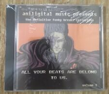 "Aniligital Music ""All Your Beats Are Belong To Us Vol.1"" New! Classic Comp. 2002"