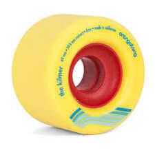 Orangatang The KILMER Longboard Ruedas 69mm 86a Amarillo Freestyle slidewheels
