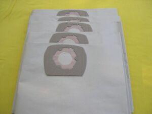 15 Filtersäcke für Makita 441 442 Hako VC 250 500 W Renfert Vortex SQ 550 Sauger