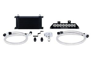 MISHIMOTO Oil Cooler Kit Black 13-15 Ford Focus ST 2.0L EcoBoost