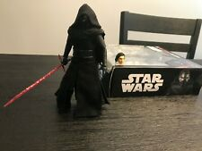 Mafex Star Wars Kylo Ren The Force Awakens, modified robe, complete