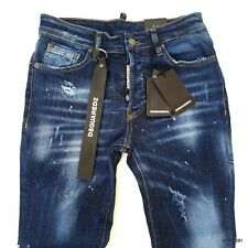 Dsquared2 New Slim Fit Jeans