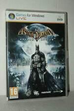 BATMAN ARKHAM ASYLUM GIOCO USATO OTTIMO PC DVD VERSIONE ITALIANA GD1 53170