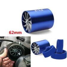 Bleu Turbo Turbimax Filtre Supercharger Turbine Admission d'air Vortex F1-Z Kit