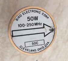 BIRD 43 Wattmeter Element Slug 50C