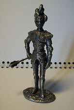 Metal Figurine MEDIEVAL KNIGHT