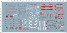 Super Detail Up 1/144 RG HG SEED Gundam METEOR UNIT Decal Model Kit 61206