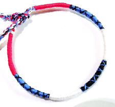 Bracelet Bleu Blanc Rouge Foot France Drapeau Supporter brésilien Football