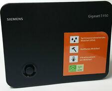 Siemens gigaset e490 estación base! nuevo!