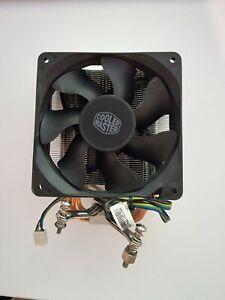 Cooler Master Hyper H412R Intel AMD CPU Cooler 1150/1151/1155/1156/1200/AM4 95mm